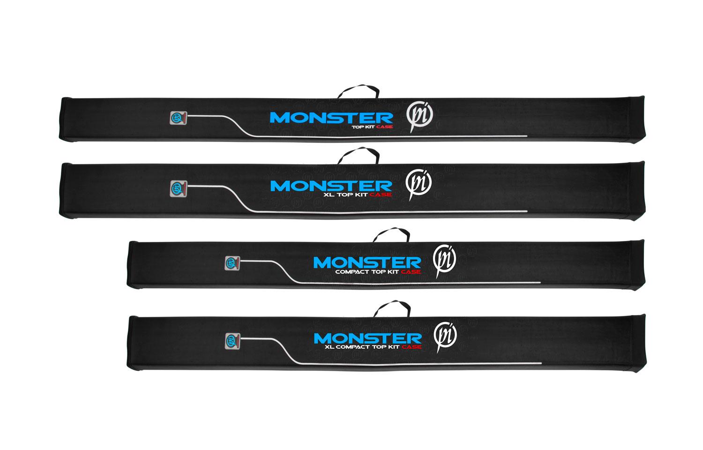 Preston Monster Top Kit Case