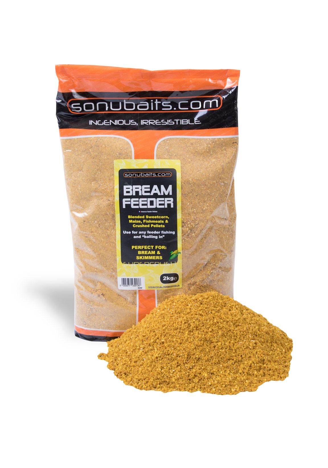 Bream feeder