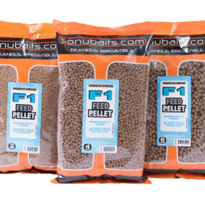 Sonubaits F1 feedpellets