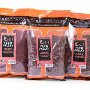 sonubaits krill feedpellet