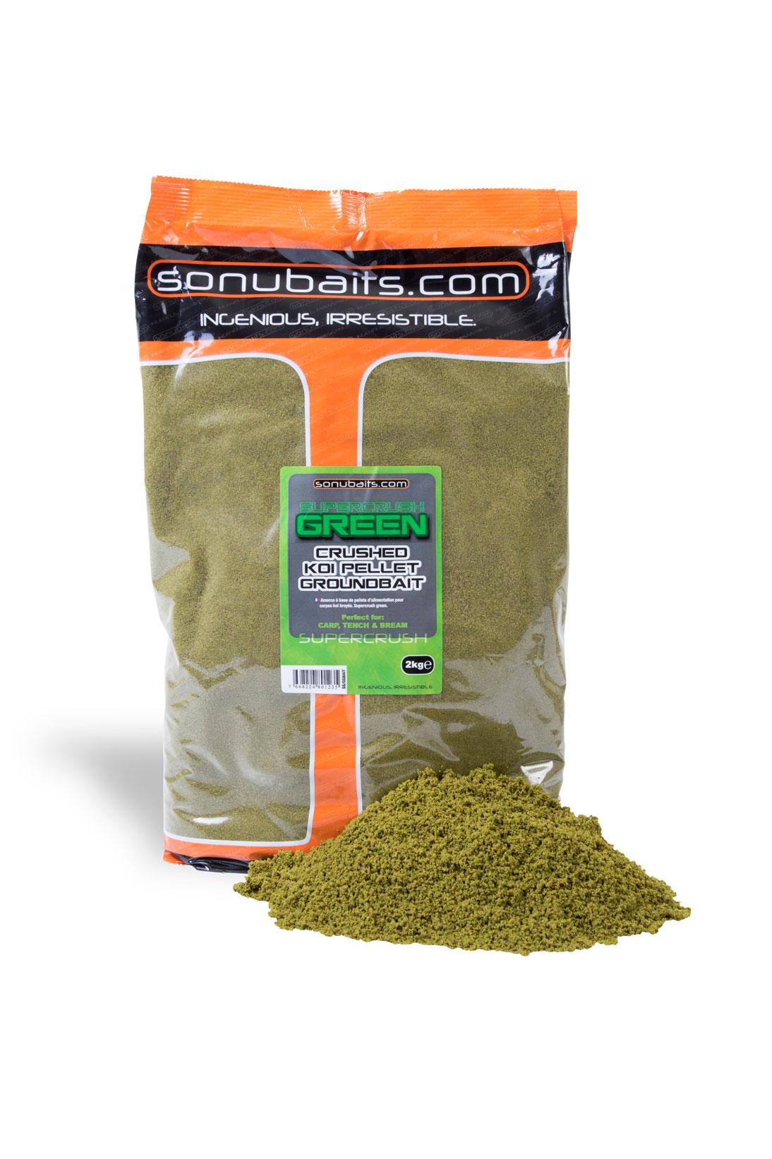 Supercrush green