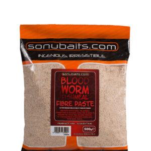 Fibre Paste Blodworm