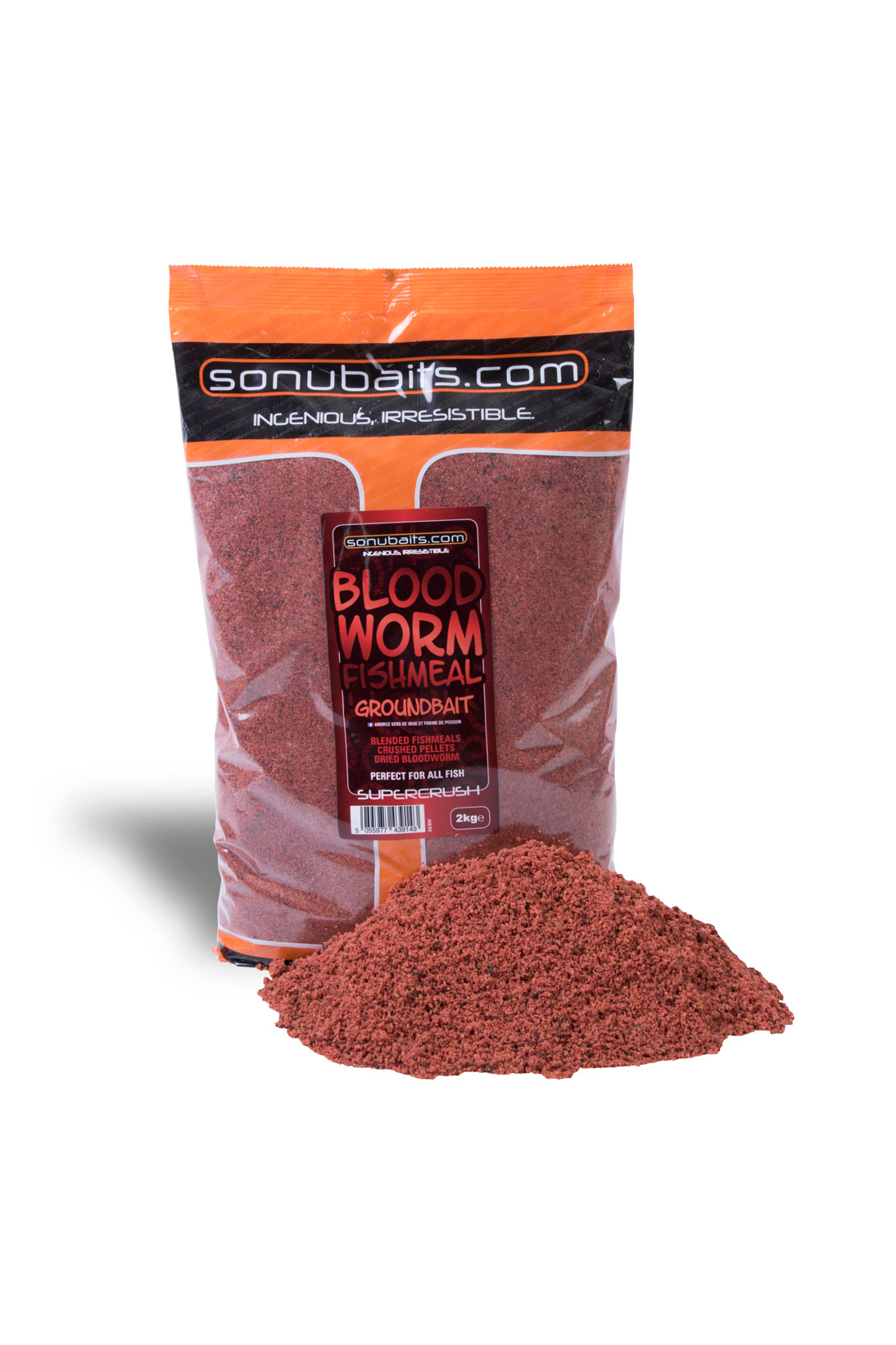 Bloodworm fishmeal