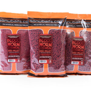 Sonubaits Bloodworm pellets