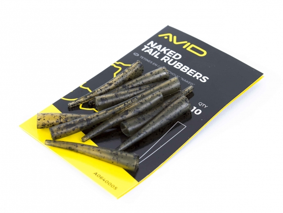 Avid Carp Naked Tail Rubbers