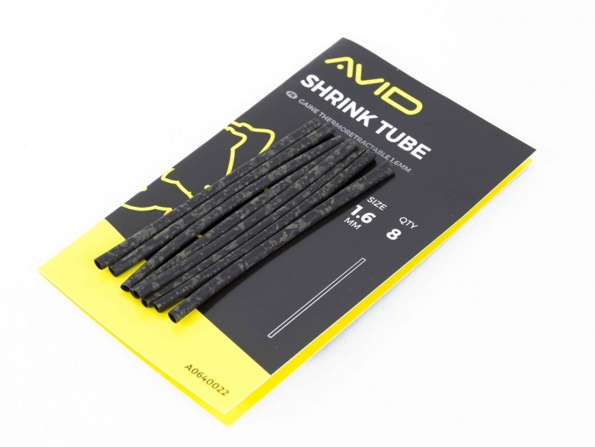Avid Carp Shrink Tube 1.6mm