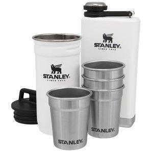 Shotglazen Set + Flask Set